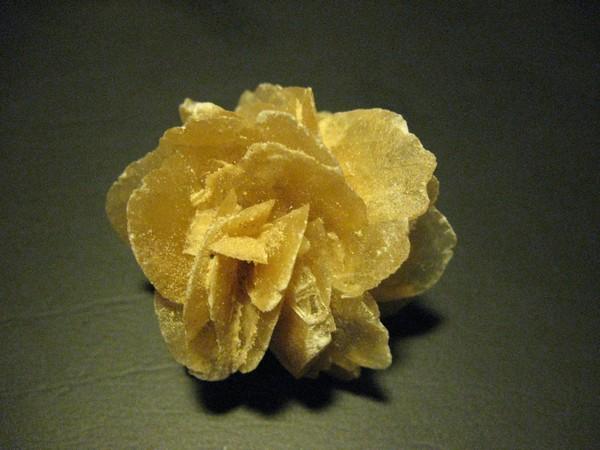 A barit ásvány a sivatag rózsája
