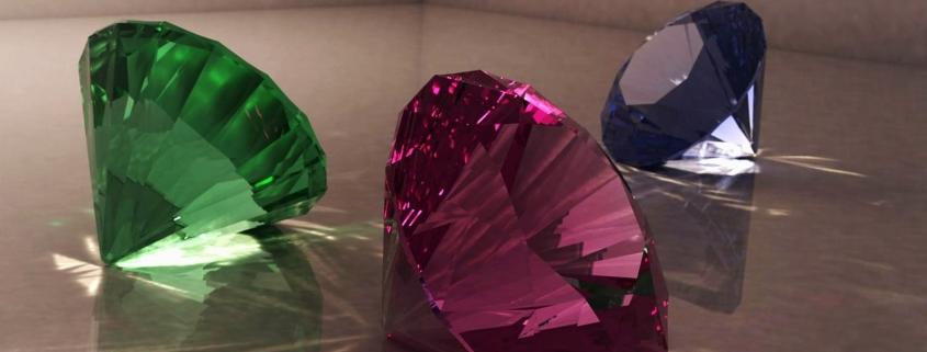 Színes gyémántok