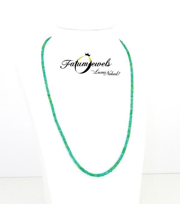 Smaragd nyaklánc