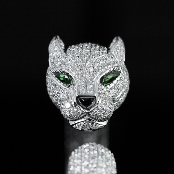 Cartier és a párduc