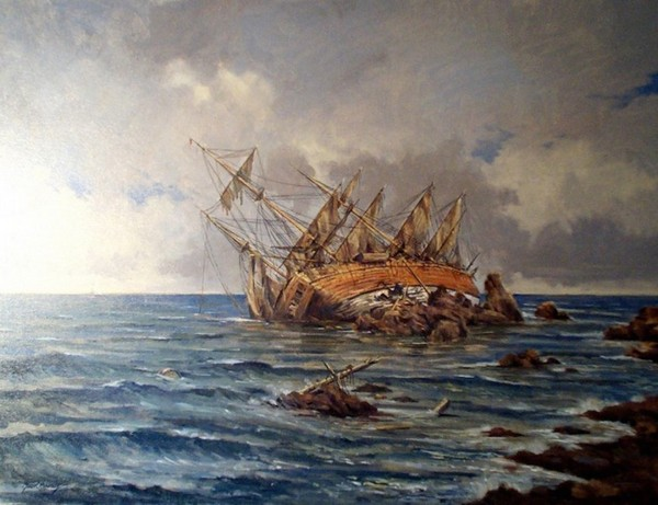 Nuestra Senora de Atocha hajó