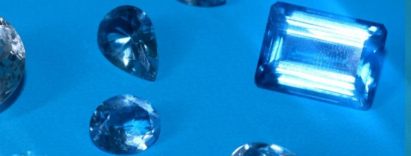El Estanque az elveszett kék gyémánt története