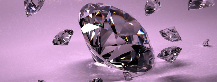 A gyémánt mérete